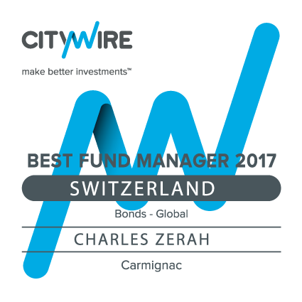Charles Zerah - Best Fund Manager