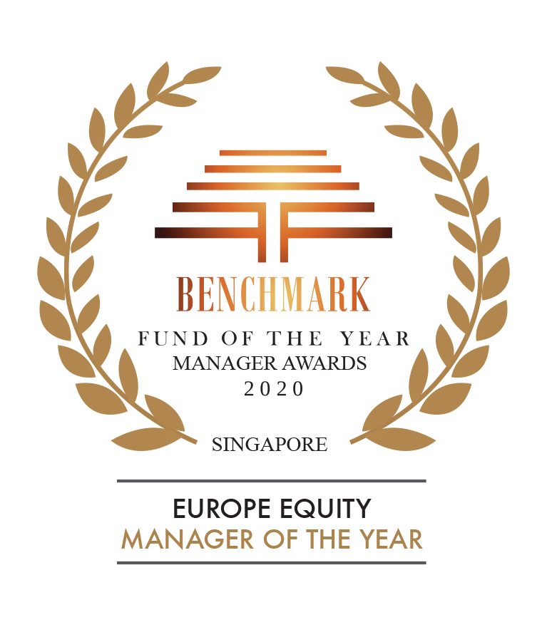 Mark Denham – Manager of the Year – Europe Equity Category